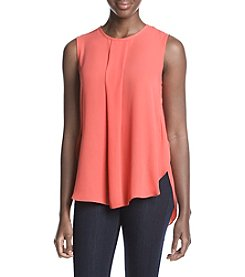 Vince Camuto® Center Pleat Blouse