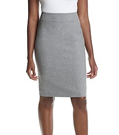 Kasper® Solid Skirt