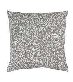 Chic Designs Somerset Paisley Decorative Pillow