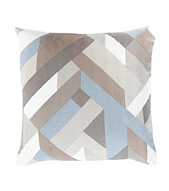 Chic Designs Teori Panel Decorative Pillow