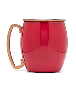 Fiesta® Set of 4 Copper & Color 18-oz. Moscow Mule Mug