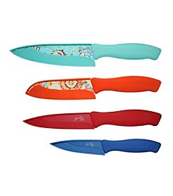 Fiesta® 8-pc. Decal Cutlery Set with Sheaths