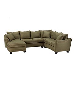 HM Richards Bryant 4-pc. Pine Sectional