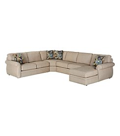 Broyhill® Veronica 4-pc. Sectional