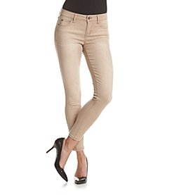 Celebrity Mid-Rise Ankle Skinny Jeans