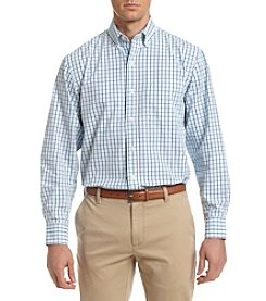 Izod® Men's Long Sleeve Button Down Essential Woven