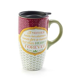 LivingQuarters Mother Latte Mug