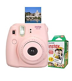 Fujifilm® Instax Mini 8 Instant Photo Camera Bundle