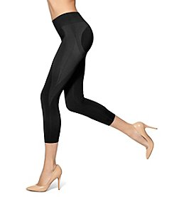 HUE® Seamless Shaping Capris