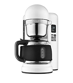 KitchenAid® KCM1204WH 12-Cup Drip Coffeemaker + $20 Back by Mail see offer details