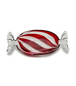 Mikasa® Peppermint Twist Candy Wrapper Dish