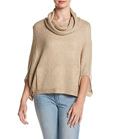 Hippie Laundry Boucle Poncho