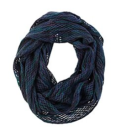 Steve Madden® Space Dyed Mini Fishnet Scarf