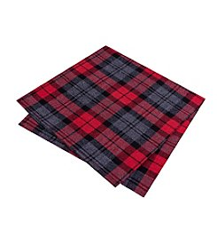 Tommy Hilfiger® Big Plaid Pocket Square