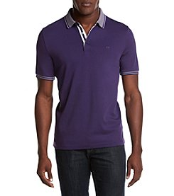 Michael Kors® Men's Logo Collar Polo Shirt