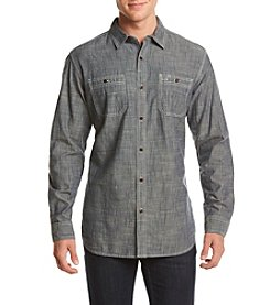 Ruff Hewn Men's Chambray Workshirt