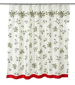 Lenox® Holiday Shower Curtain