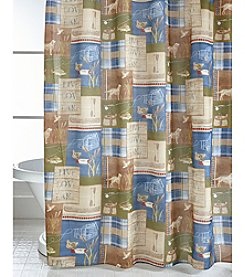 Bacova® Live Love Lake Shower Curtain