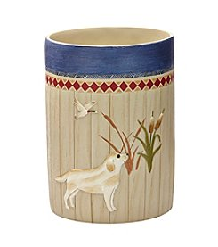 Bacova® Live Love Lake Wastebasket