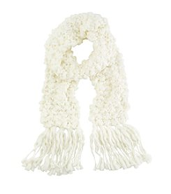 Collection 18 Solid Super Chunky Scarf