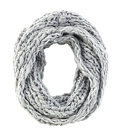 Collection 18 Chunky Marled Loop Scarf
