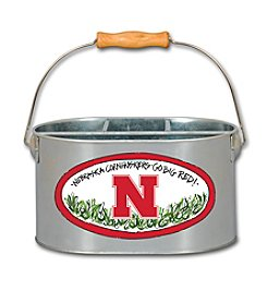 Magnolia Lane NCAA® Nebraska Cornhuskers Utensil Holder