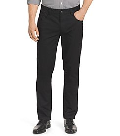 Van Heusen® Men's Slim Fit - Flat Front Five Pocket Flex Pants