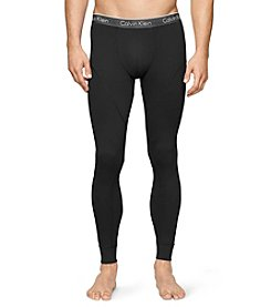Calvin Klein Men's Air FX Base Layer Microfiber Leggings