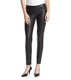 MICHAEL Michael Kors® Faux Leather Leggings