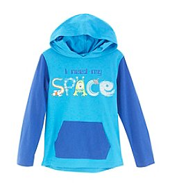 Mix & Match Boys' 2T-7 Need My Space Pullover Hoodie