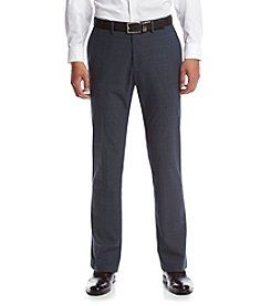 Kenneth Cole REACTION® Men's REACTION men's Straight Fit Fancies Dress Pants