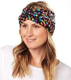 Isotoner® Signature Stretch Fleece Twist Headband