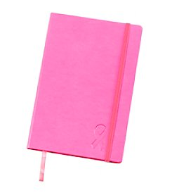 Charge Against Breast Cancer Neoskin Hard Cover Journal