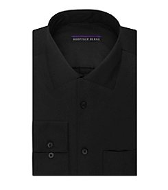 Geoffrey Beene® Men's Big & Tall Sateen Spread Collar Long Sleeve Dress Shirt