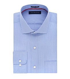 Tommy Hilfiger® Men's Big & Tall Spread Collar Long Sleeve Dress Shirt