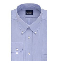 Eagle® Men's Big & Tall Button Down Collar Long Sleeve Dress Shirt