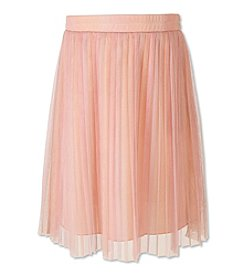 Speechless® Girls' 7-16 Crystal Pleated Iridescent Skirt