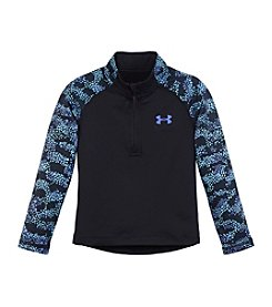Under Armour® Girls' 4-6X 1/4-Zip Galaxy Pullover