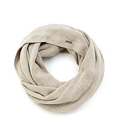 Calvin Klein Soft Oversized Knit Loop Scarf
