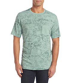 Paradise Collection® Men's Allover Print Short Sleeve Tee