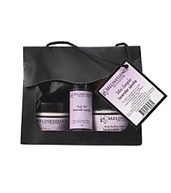 Melinessence Spa Collection Lavender Vanilla Set