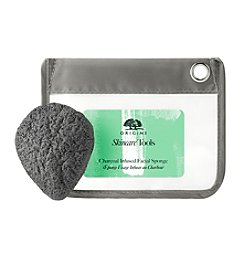 Origins Skincare Tools Charcoal Infused Facial Sponge