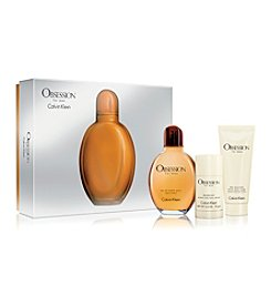 Calvin Klein OBSESSION For men Gift Set ( A $150 Value)
