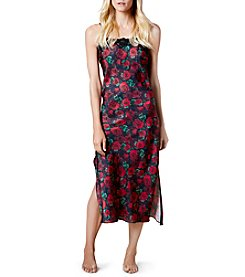 Jessica Simpson Printed Maxi Nightgown