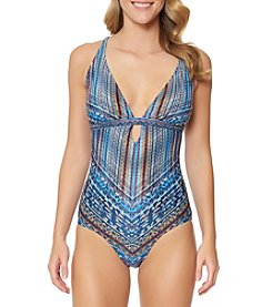 Jessica Simpson Macrame One Piece