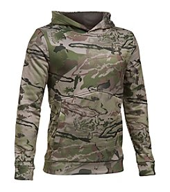 Under Armour® Boys' 8-20 Storm Camo Hoodie