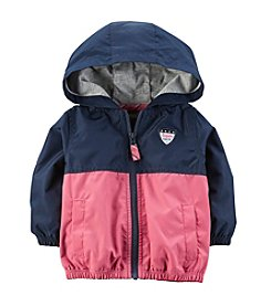 Carter's® Baby Girls Colorblock Jacket