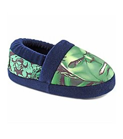 MIA® Boys' Hulk Slippers