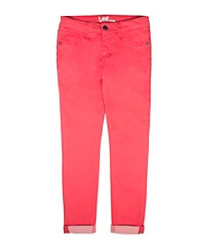 Lee® Girls' 7-16 Hyperstretch Skinny Jeans