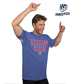 G-III MLB® Chicago Cubs Men's Hands High Primetime Division Champs Tee